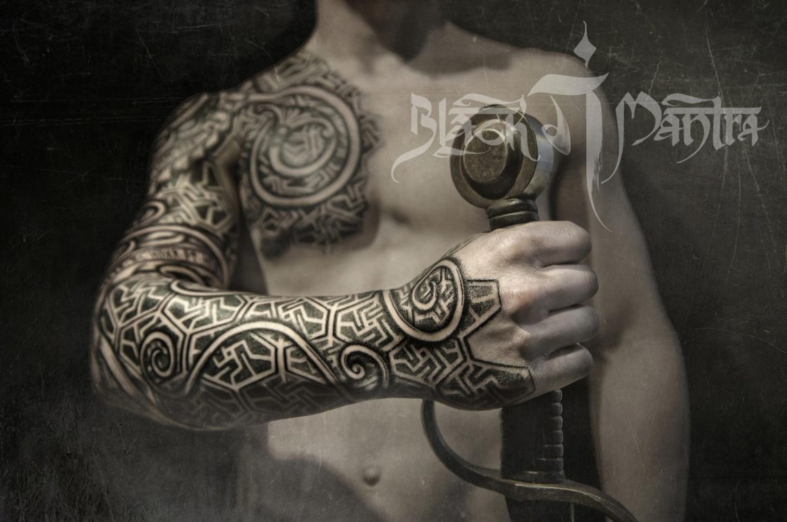 Armour of urnes a tattoo by black mantra